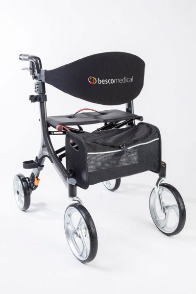 Besco Medical Carbon Rollator - ab 4,7 kg